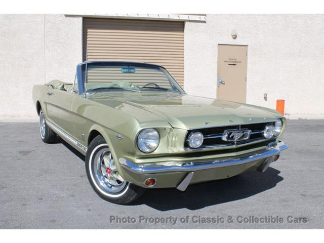 Picture of '65 Ford Mustang - PULV