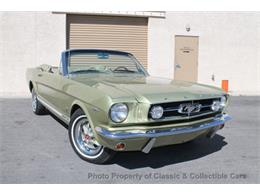 Picture of '65 Mustang located in Las Vegas Nevada - PULV