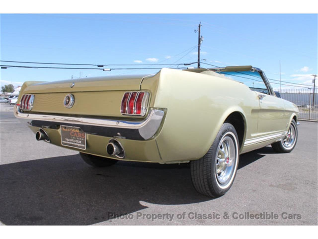 Large Picture of Classic 1965 Ford Mustang located in Nevada Offered by Classic and Collectible Cars - PULV