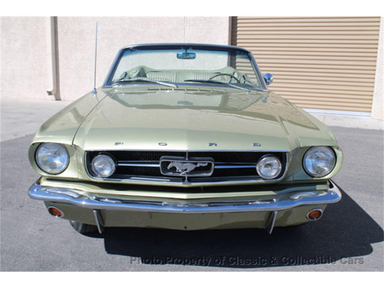 Large Picture of '65 Mustang - $38,500.00 Offered by Classic and Collectible Cars - PULV