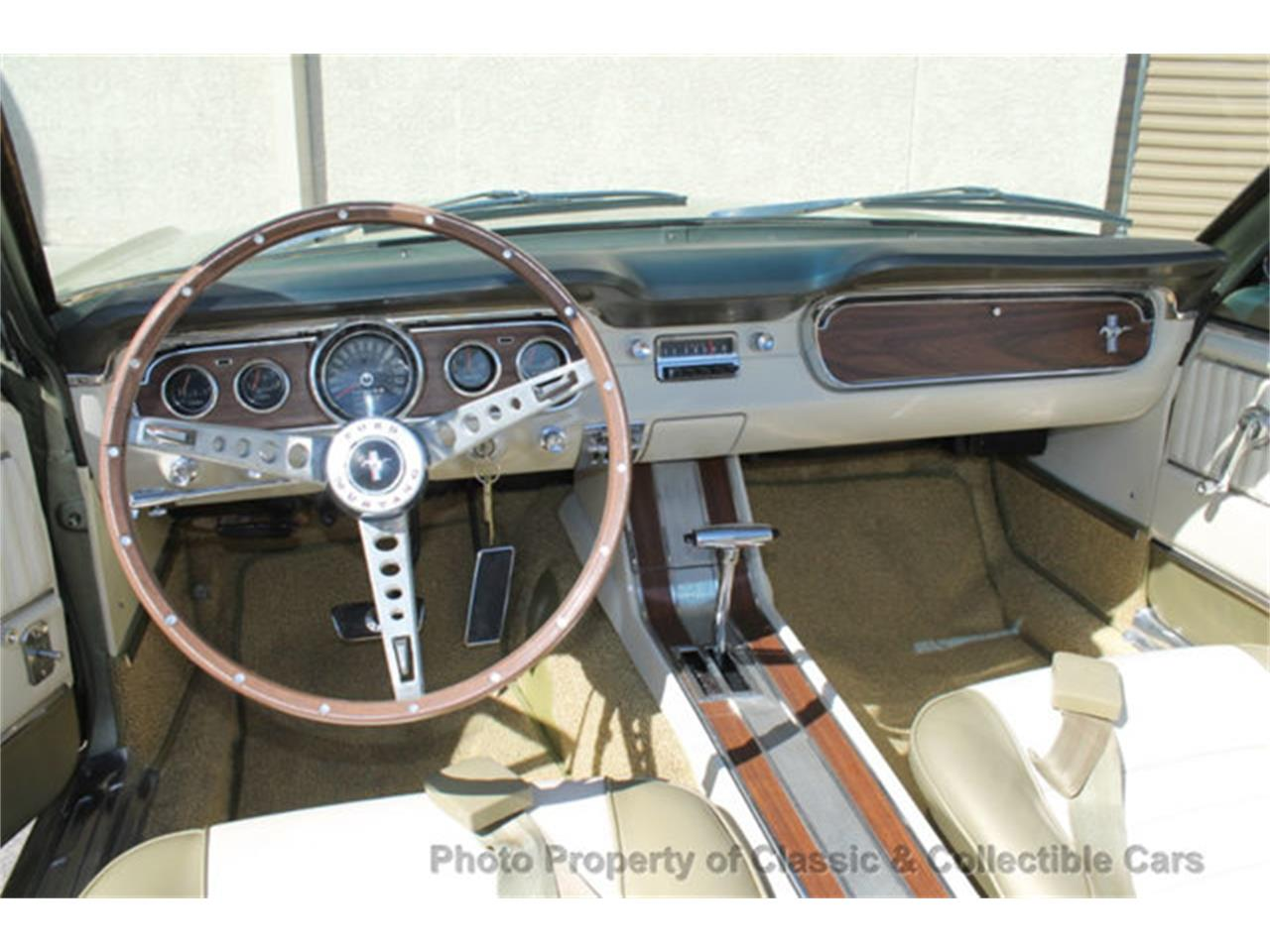Large Picture of '65 Ford Mustang - $38,500.00 Offered by Classic and Collectible Cars - PULV