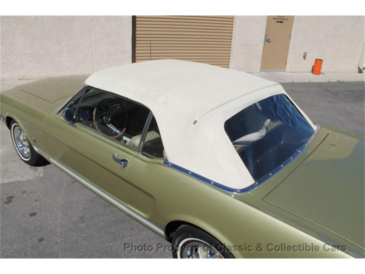 Large Picture of 1965 Ford Mustang Offered by Classic and Collectible Cars - PULV