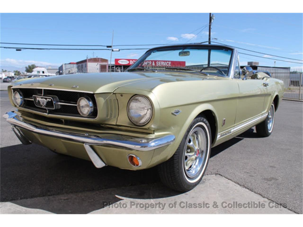 Large Picture of Classic '65 Mustang located in Las Vegas Nevada - $38,500.00 - PULV