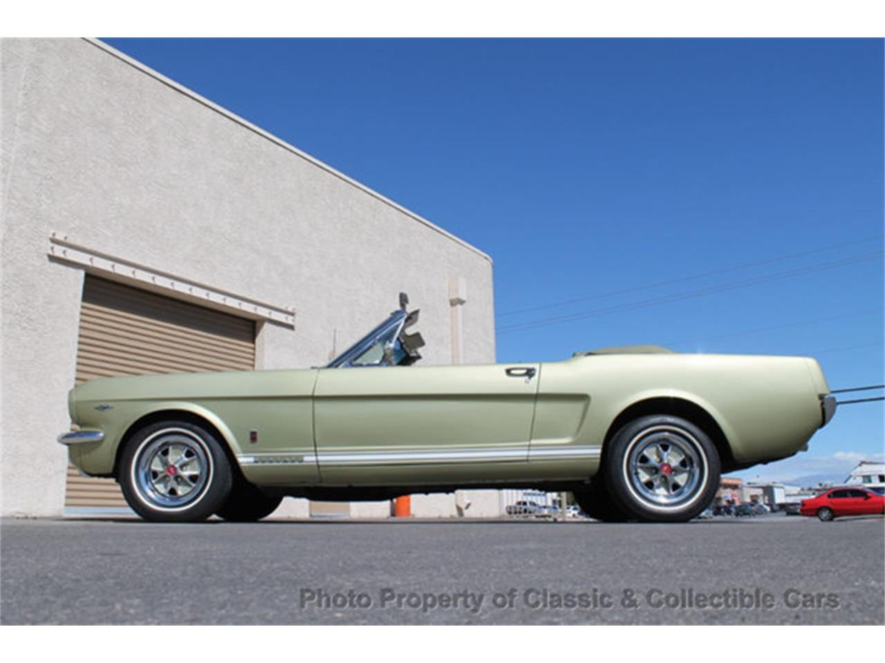 Large Picture of Classic '65 Ford Mustang located in Nevada Offered by Classic and Collectible Cars - PULV