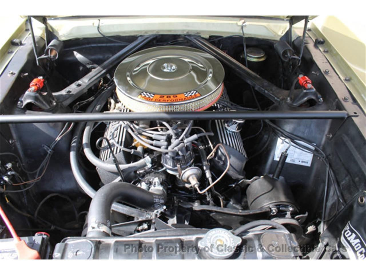 Large Picture of Classic '65 Ford Mustang - $38,500.00 Offered by Classic and Collectible Cars - PULV