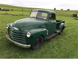 Picture of Classic '51 Chevrolet Pickup located in Cadillac Michigan - PULW