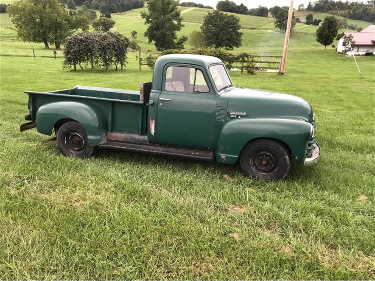 Large Picture of 1951 Chevrolet Pickup located in Cadillac Michigan - PULW