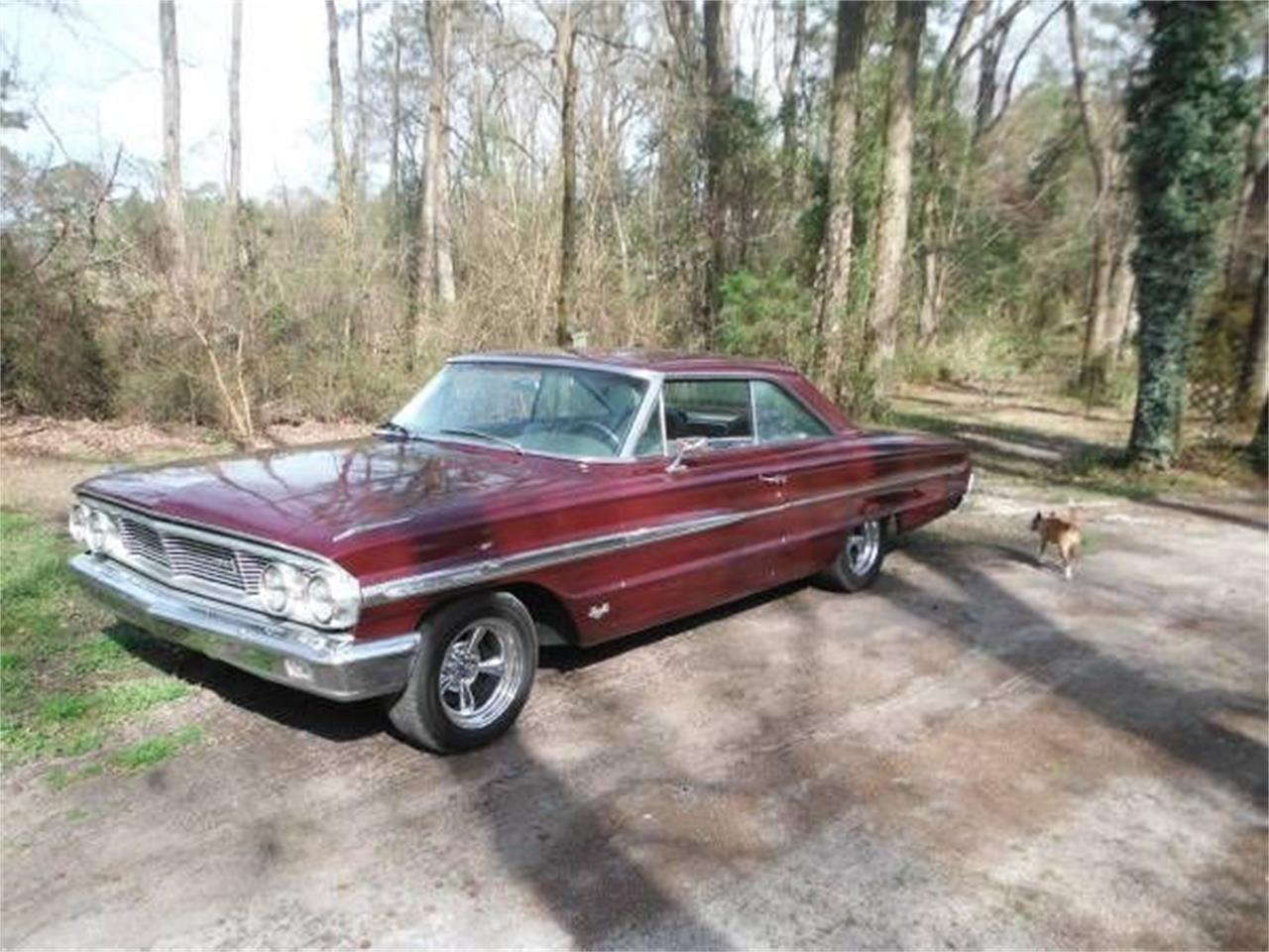 Large Picture of '64 Galaxie - PUME
