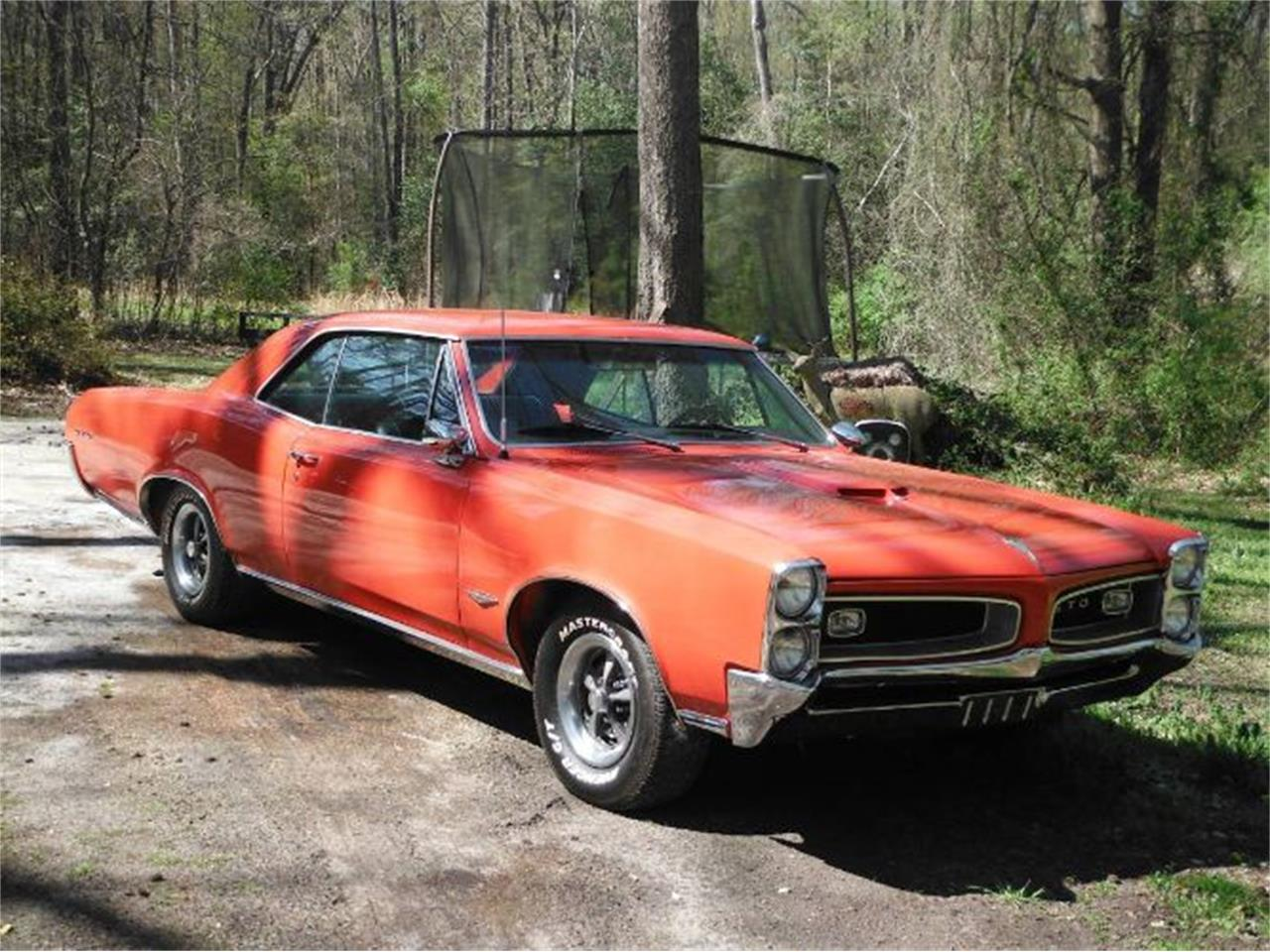 Large Picture of '66 GTO - PUMF