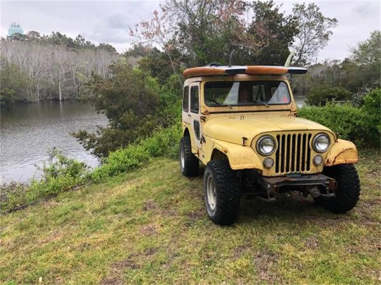 Large Picture of '76 CJ5 located in Michigan - $6,395.00 Offered by Classic Car Deals - PUMJ