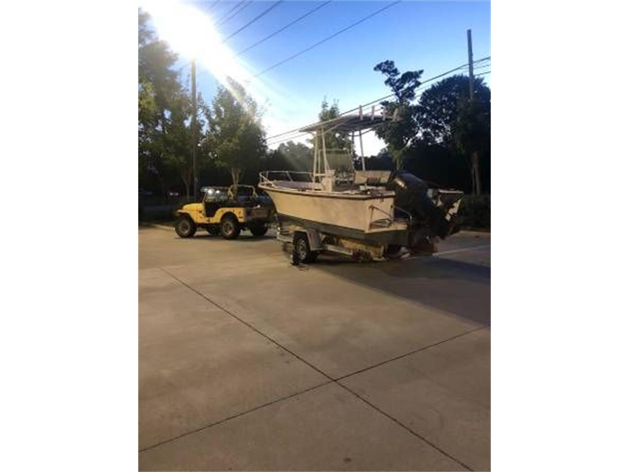 Large Picture of 1976 Jeep CJ5 located in Cadillac Michigan - $6,395.00 Offered by Classic Car Deals - PUMJ