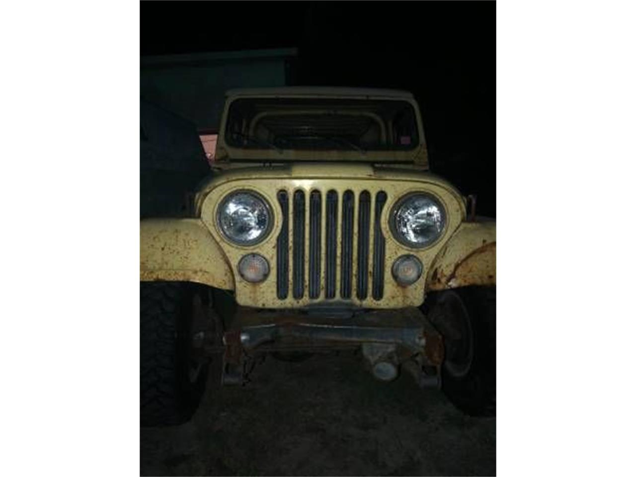 Large Picture of 1976 CJ5 located in Cadillac Michigan Offered by Classic Car Deals - PUMJ