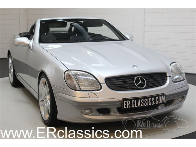Picture of '03 SLK-Class - PUMR