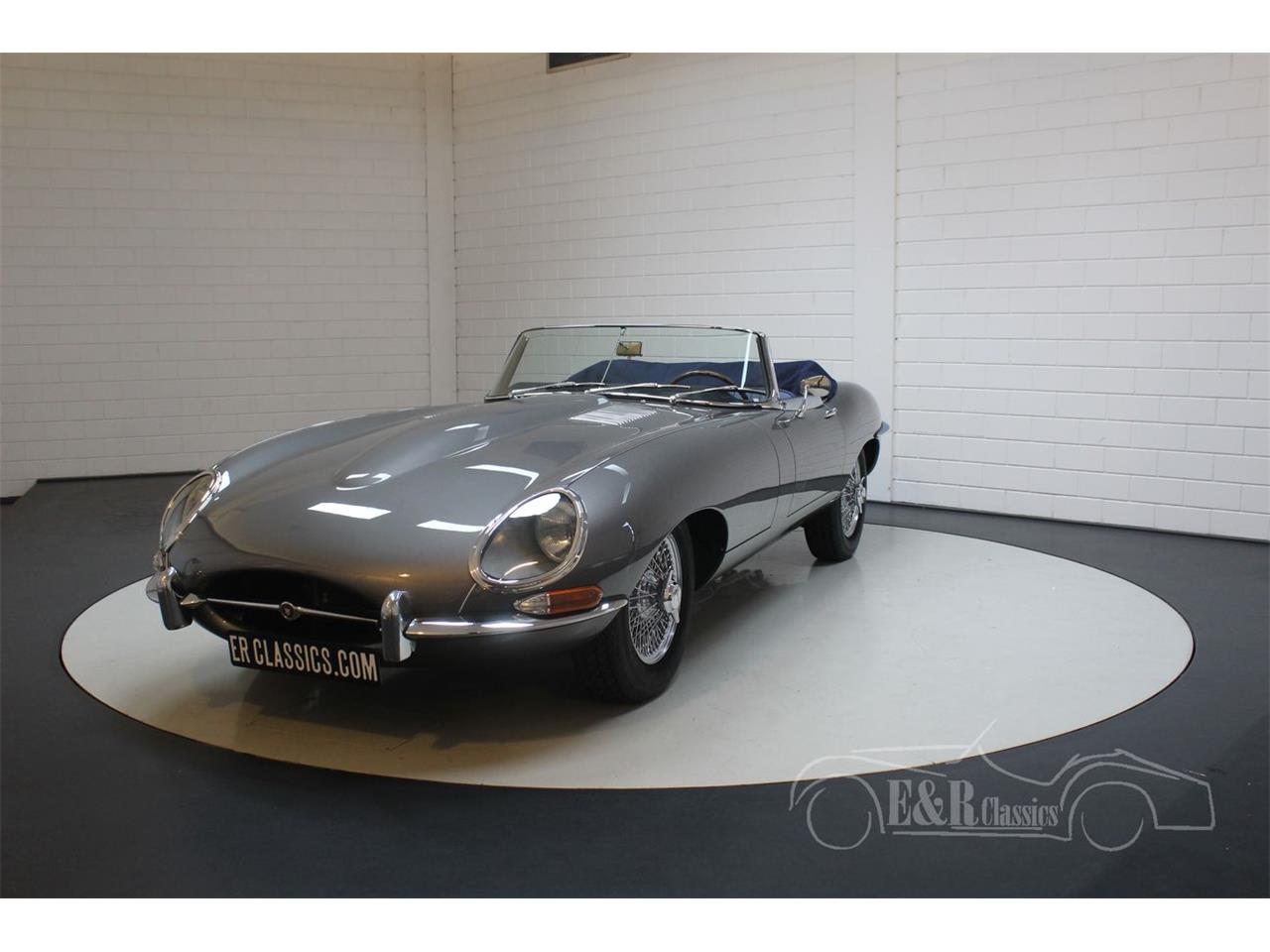 Large Picture of '65 E-Type - PUMS