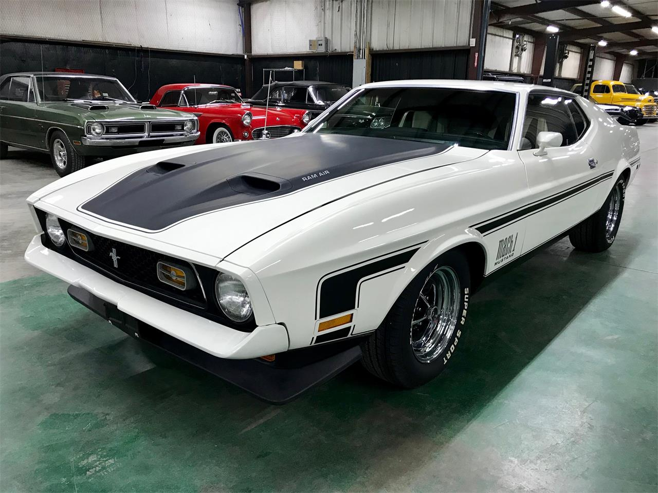 Large picture of 72 mustang mach 1 pumu