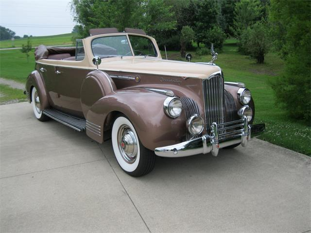 Picture of '41 Packard 160 located in Bedford Hts. Ohio Offered by  - PUN3