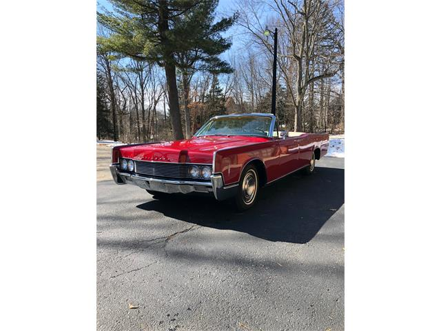 Picture of '66 Continental - PUN7