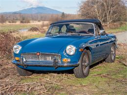 Picture of '74 MGB - PUN9