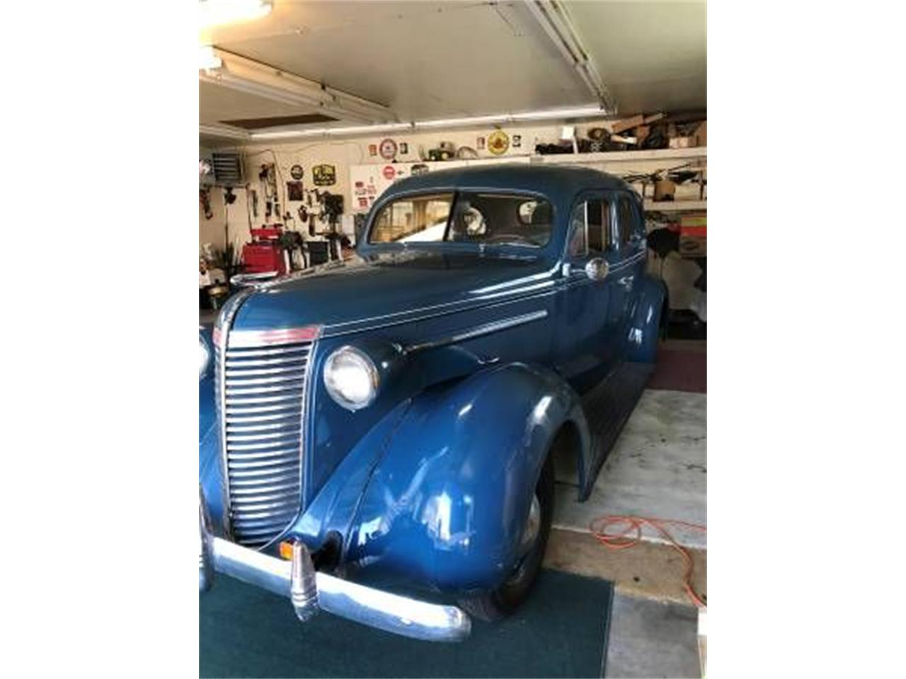 Large Picture of '38 Lafayette located in Michigan - $15,995.00 Offered by Classic Car Deals - PQED