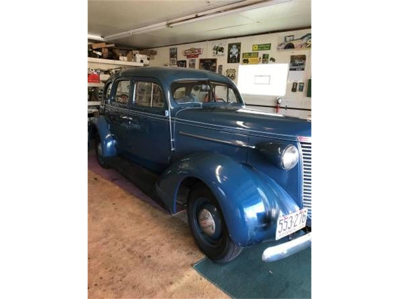 Large Picture of Classic 1938 Nash Lafayette located in Cadillac Michigan - $15,995.00 Offered by Classic Car Deals - PQED