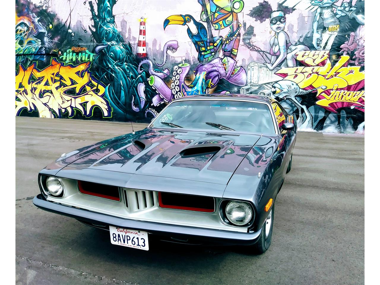 Large Picture of Classic '73 Barracuda located in Florida Offered by a Private Seller - PUNY