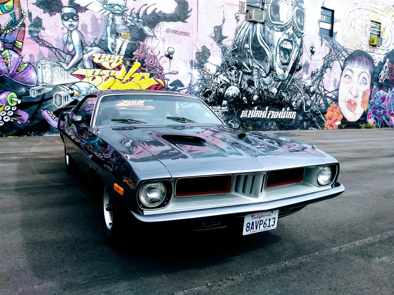 Large Picture of 1973 Plymouth Barracuda - $43,000.00 Offered by a Private Seller - PUNY