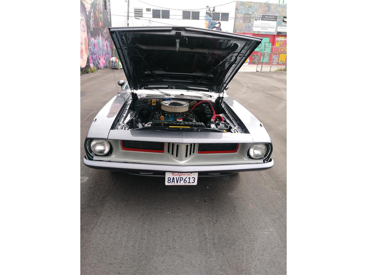 Large Picture of Classic 1973 Barracuda - PUNY