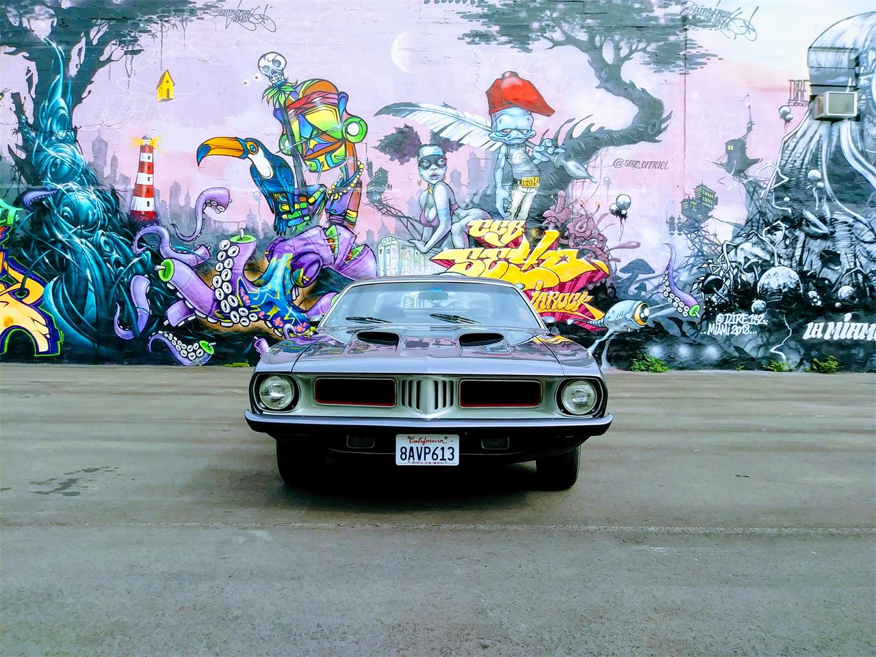 Large Picture of '73 Barracuda - $43,000.00 - PUNY