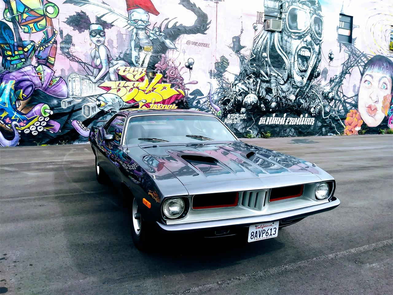 Large Picture of 1973 Barracuda Offered by a Private Seller - PUNY