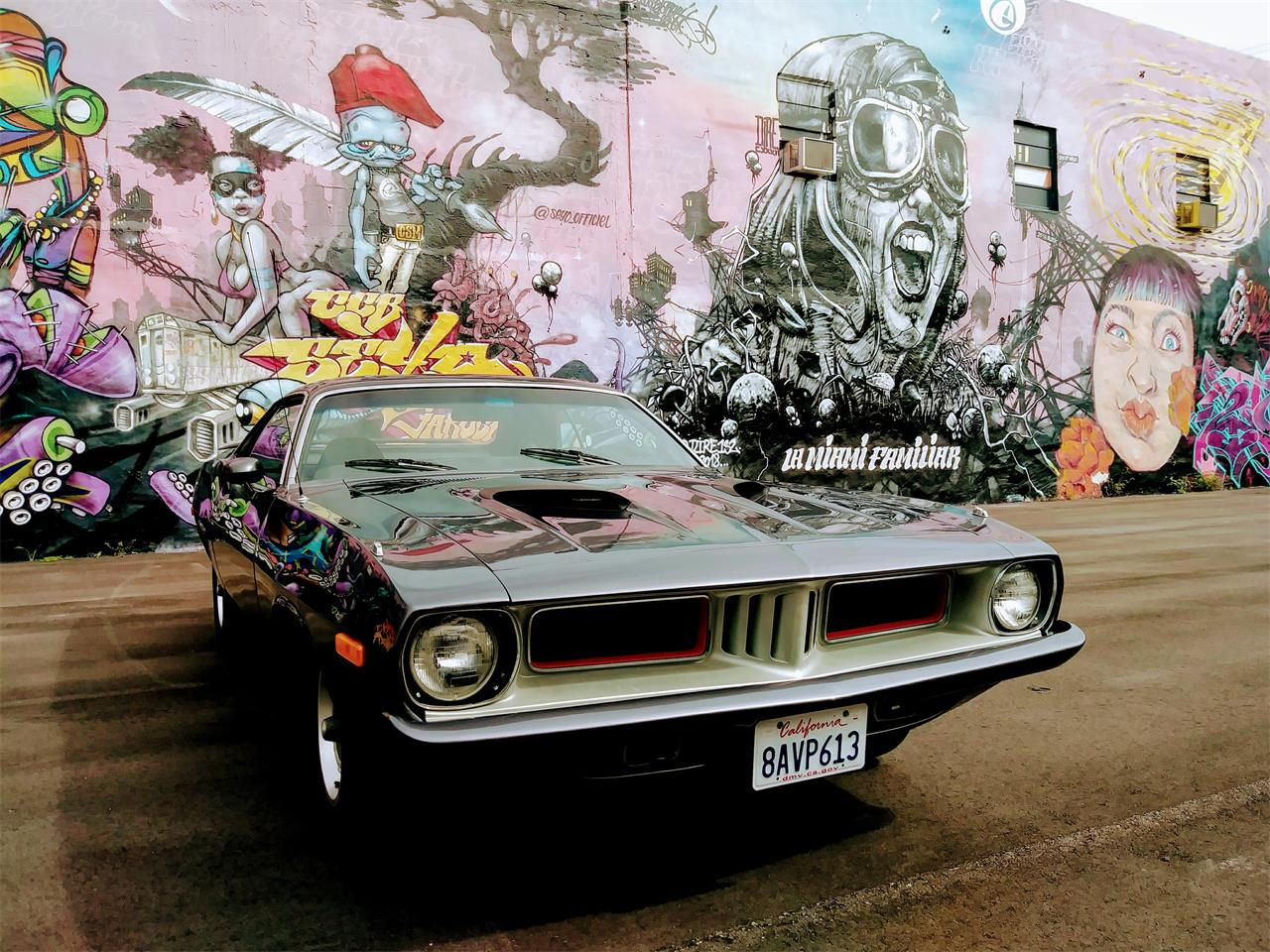 Large Picture of '73 Plymouth Barracuda located in Florida - PUNY