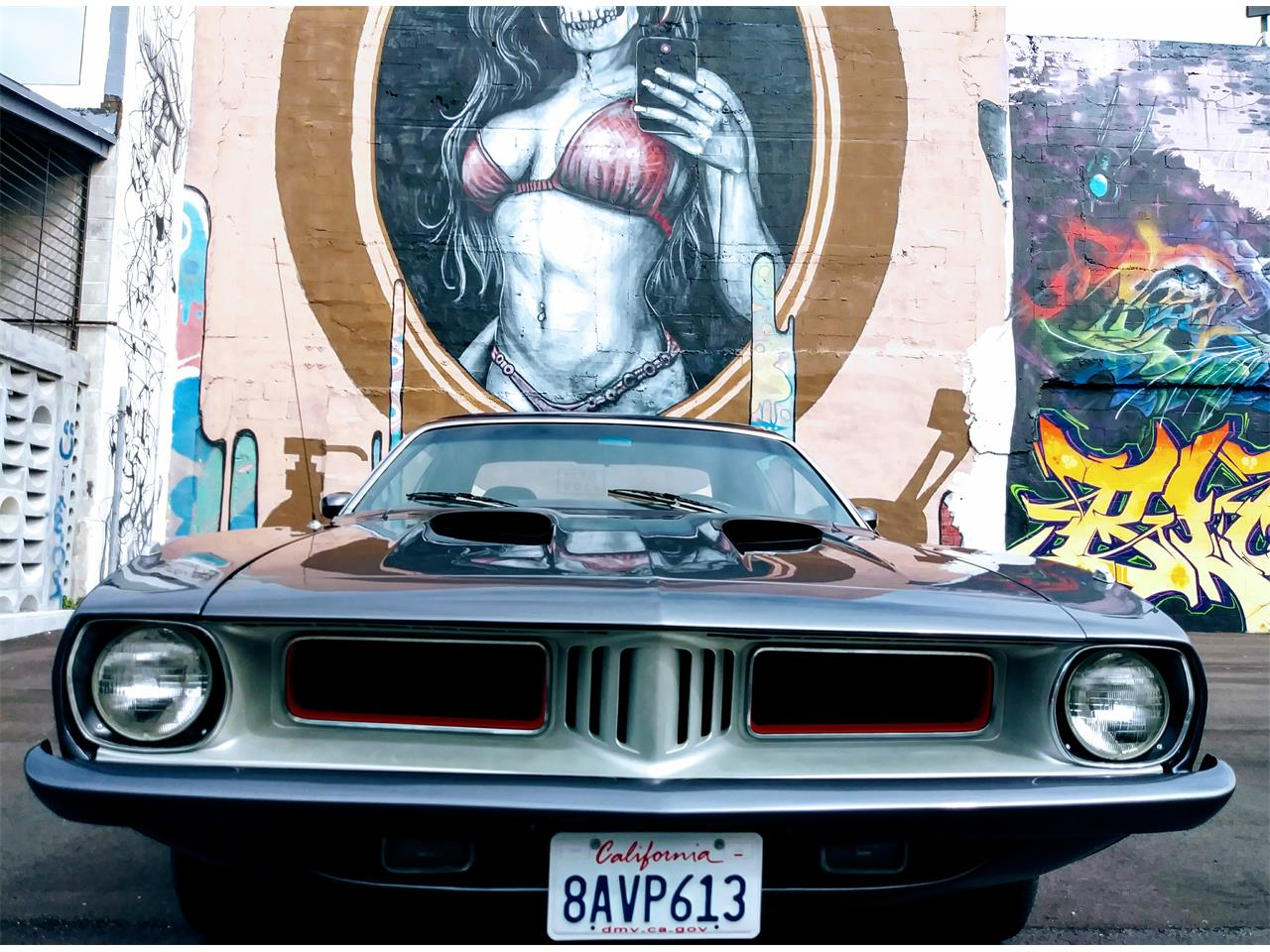 Large Picture of Classic 1973 Barracuda located in Florida - PUNY