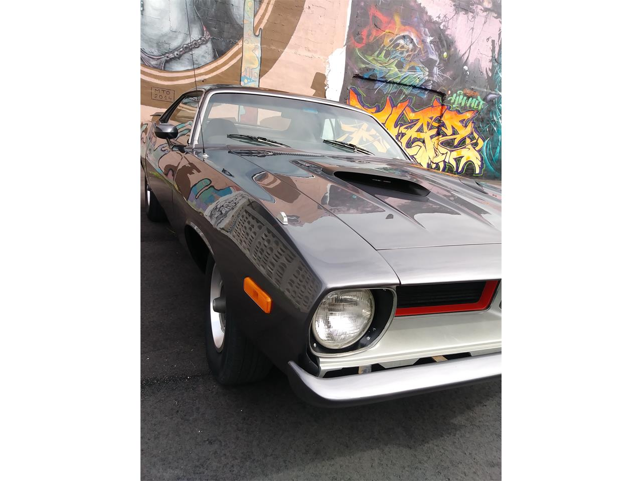 Large Picture of '73 Barracuda - PUNY