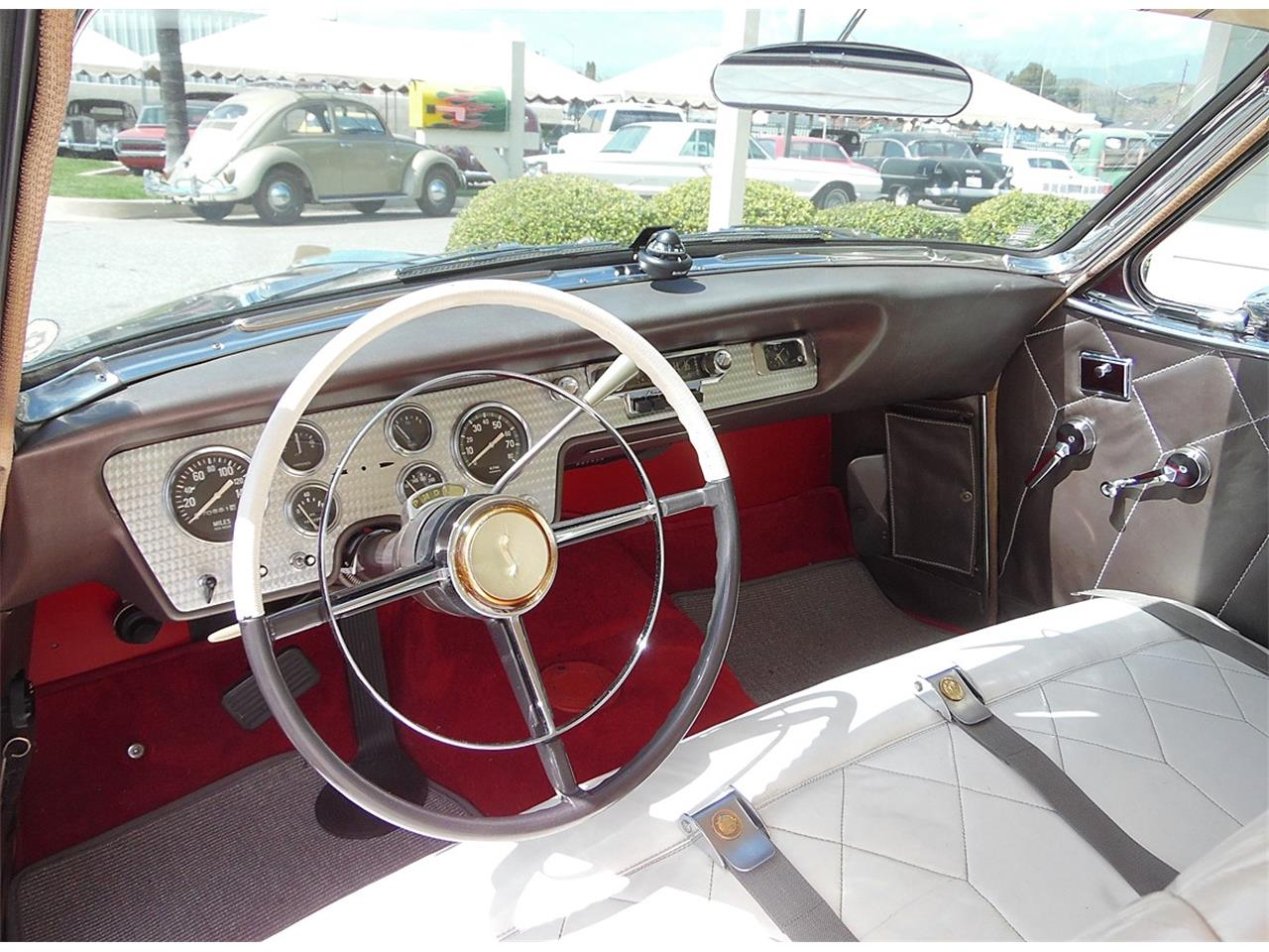 Large Picture of '55 Speedster - PUNZ
