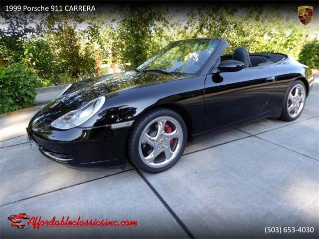 Picture of '99 911 Carrera - PUO4