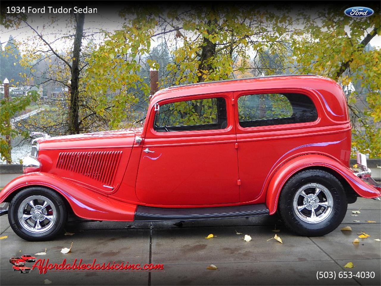 Large Picture of '34 Tudor - PUO8