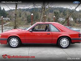 Picture of '86 Mustang SVO - PUOE