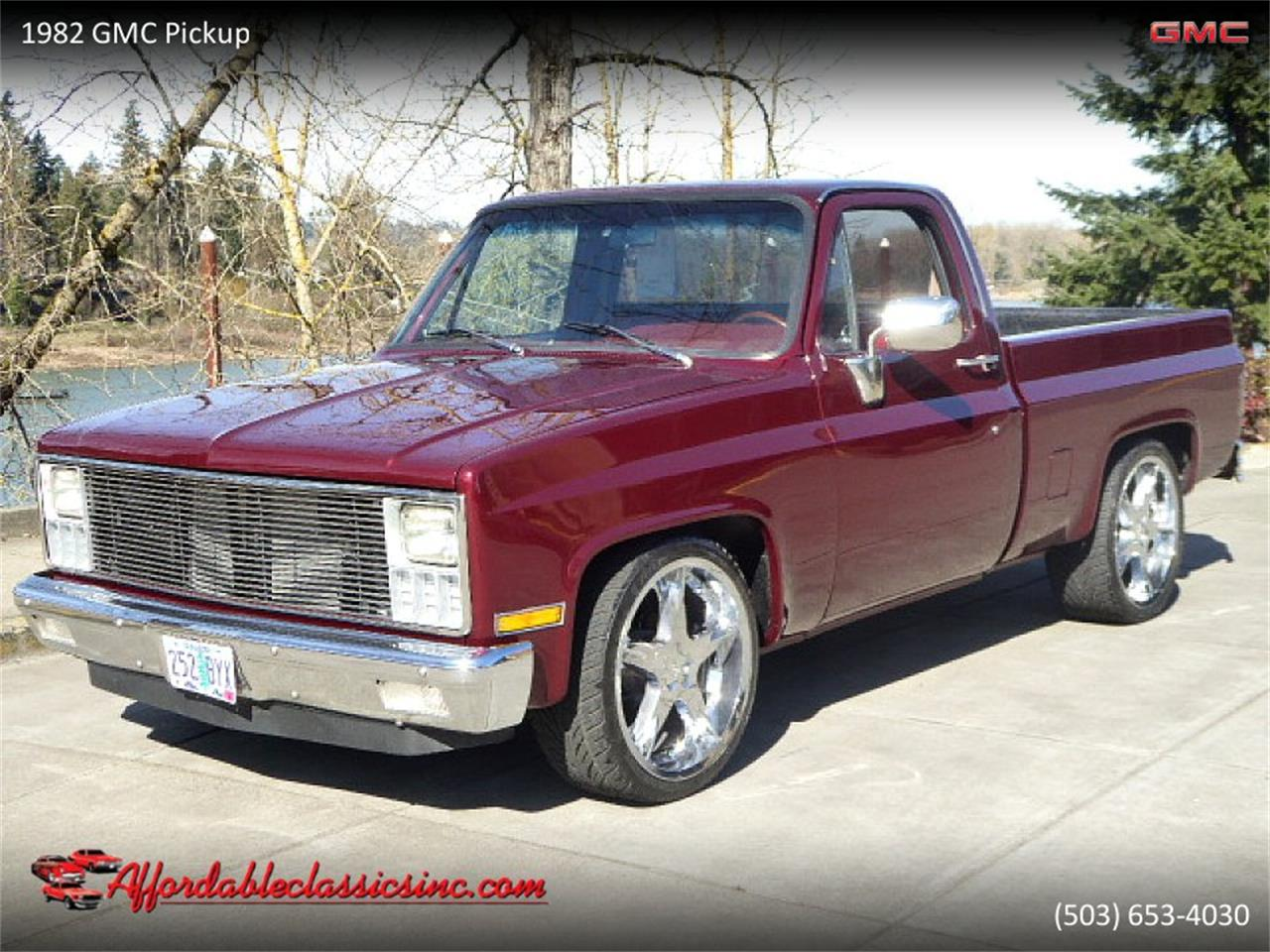 Large Picture of '82 Pickup - PUOH