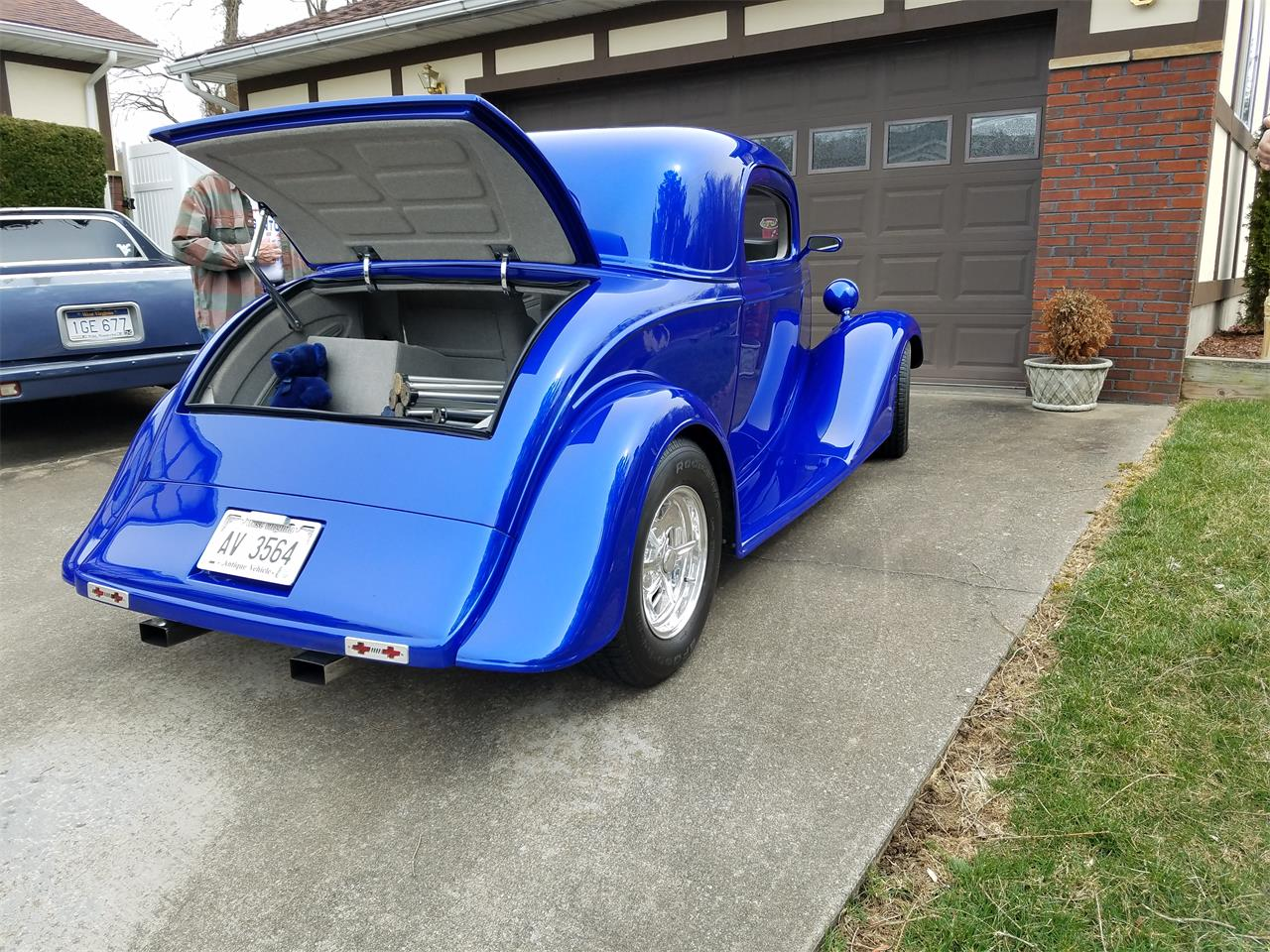 Large Picture of '34 Coupe - PUOR