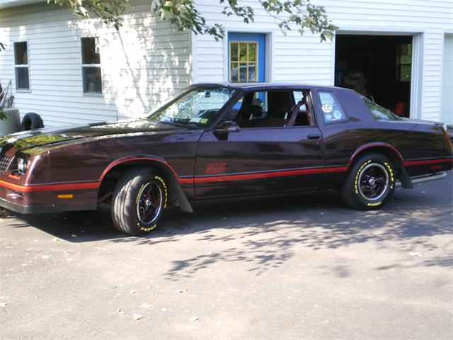 Picture of '87 Monte Carlo SS Aerocoupe located in Ghent New York - $18,500.00 Offered by a Private Seller - PUOS