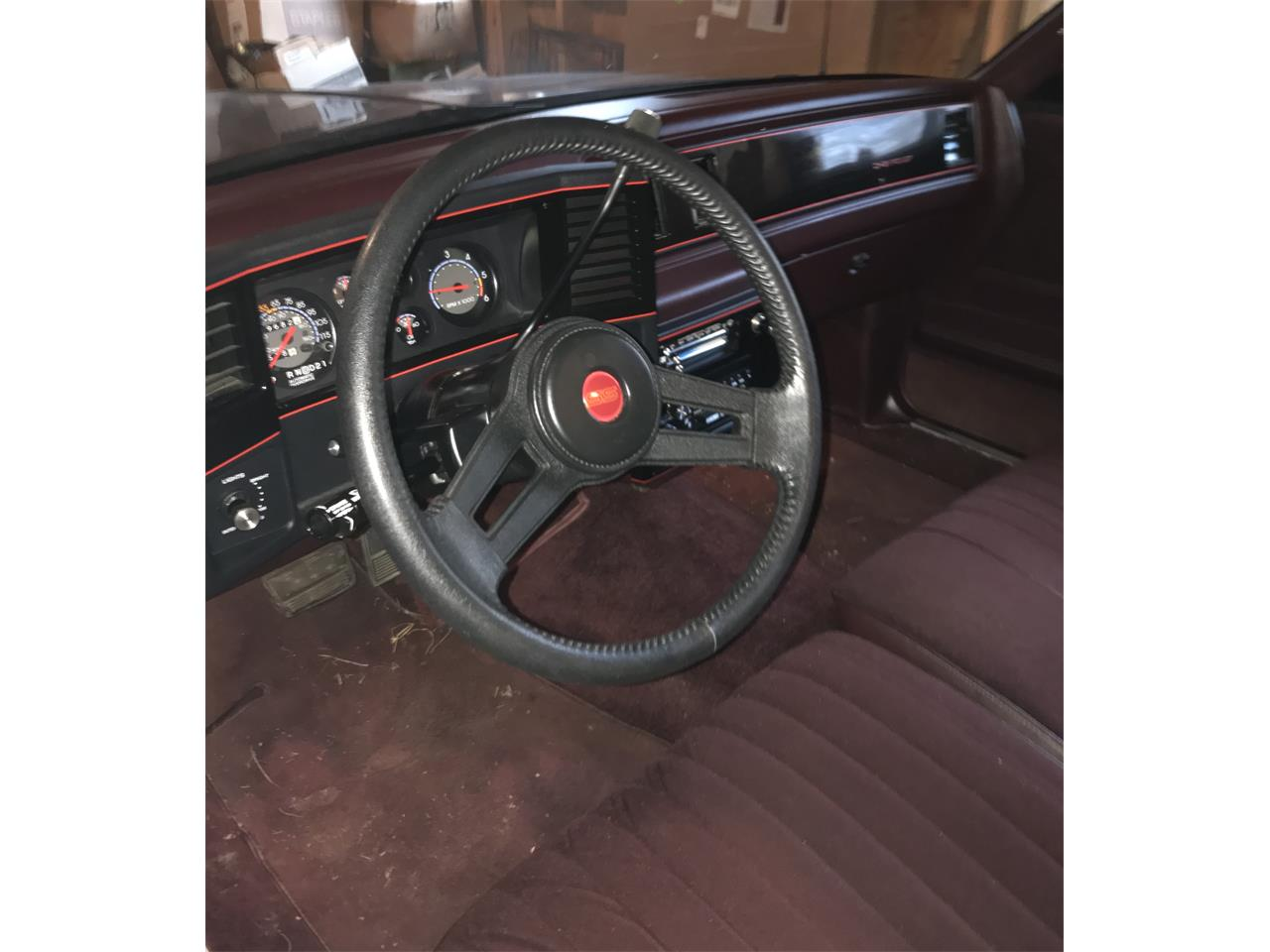 Large Picture of '87 Monte Carlo SS Aerocoupe - PUOS