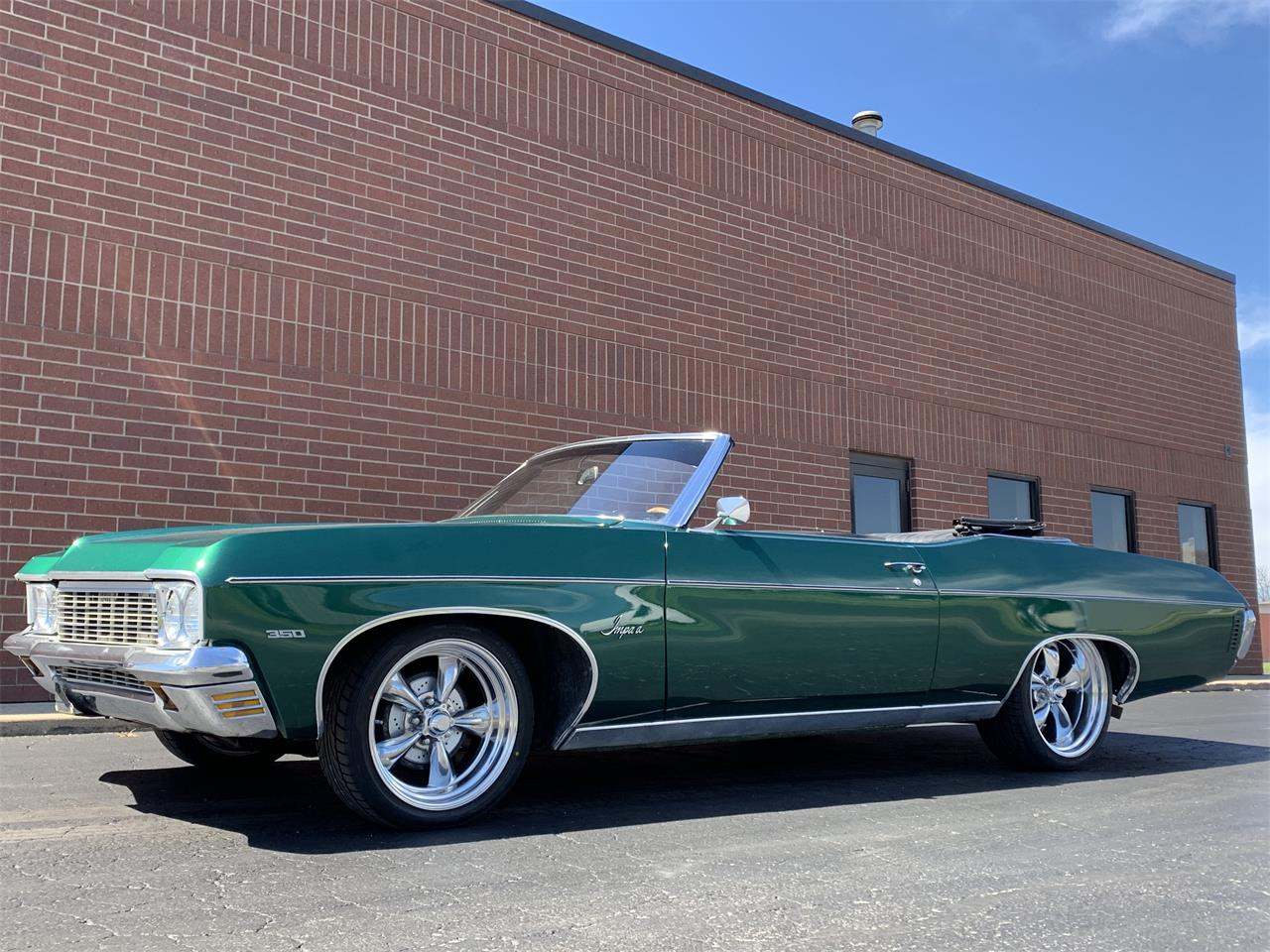 Large Picture of '70 Impala - PUOX