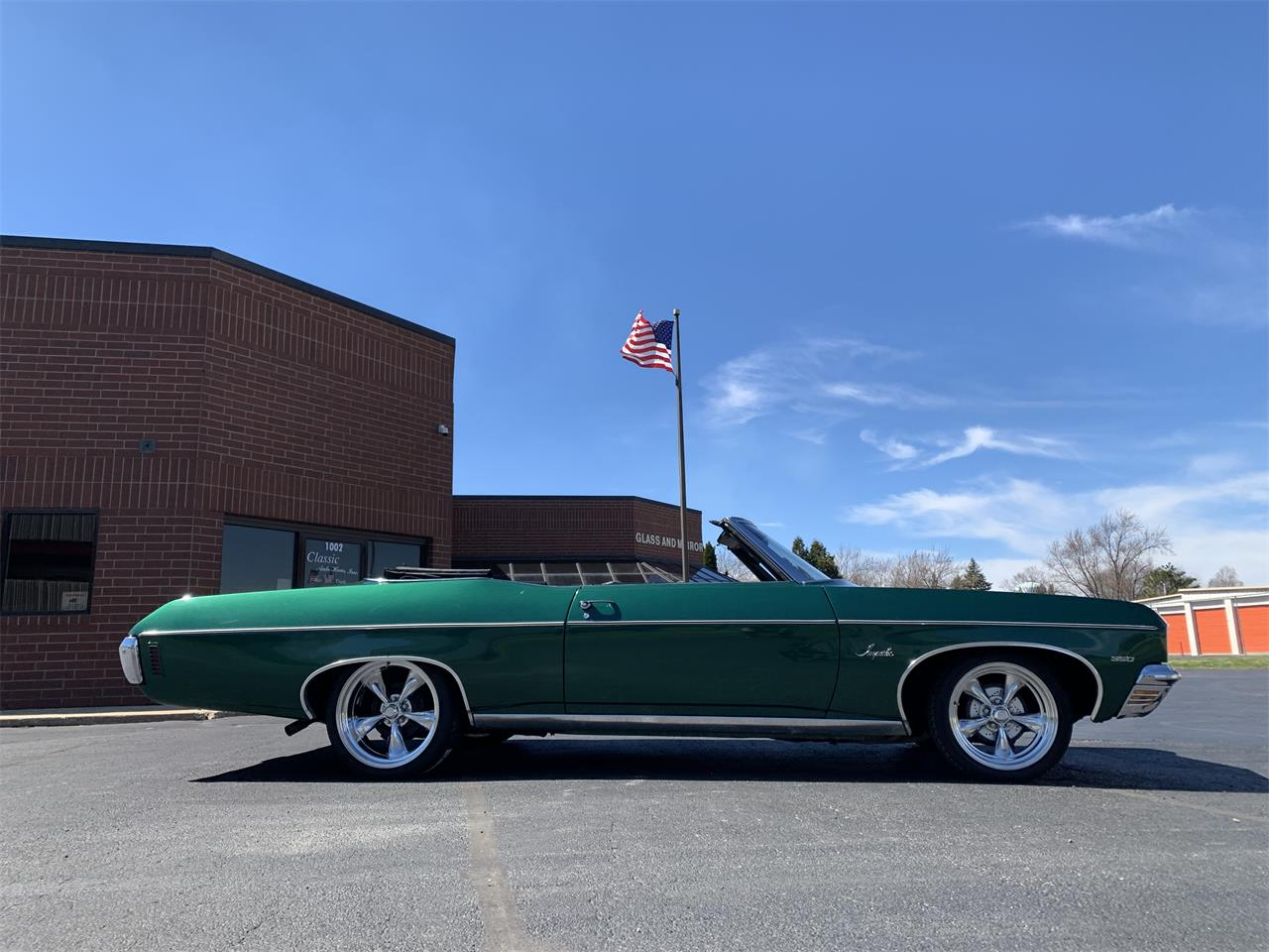Large Picture of Classic 1970 Chevrolet Impala located in Geneva  Illinois - $24,995.00 Offered by Classic Auto Haus - PUOX