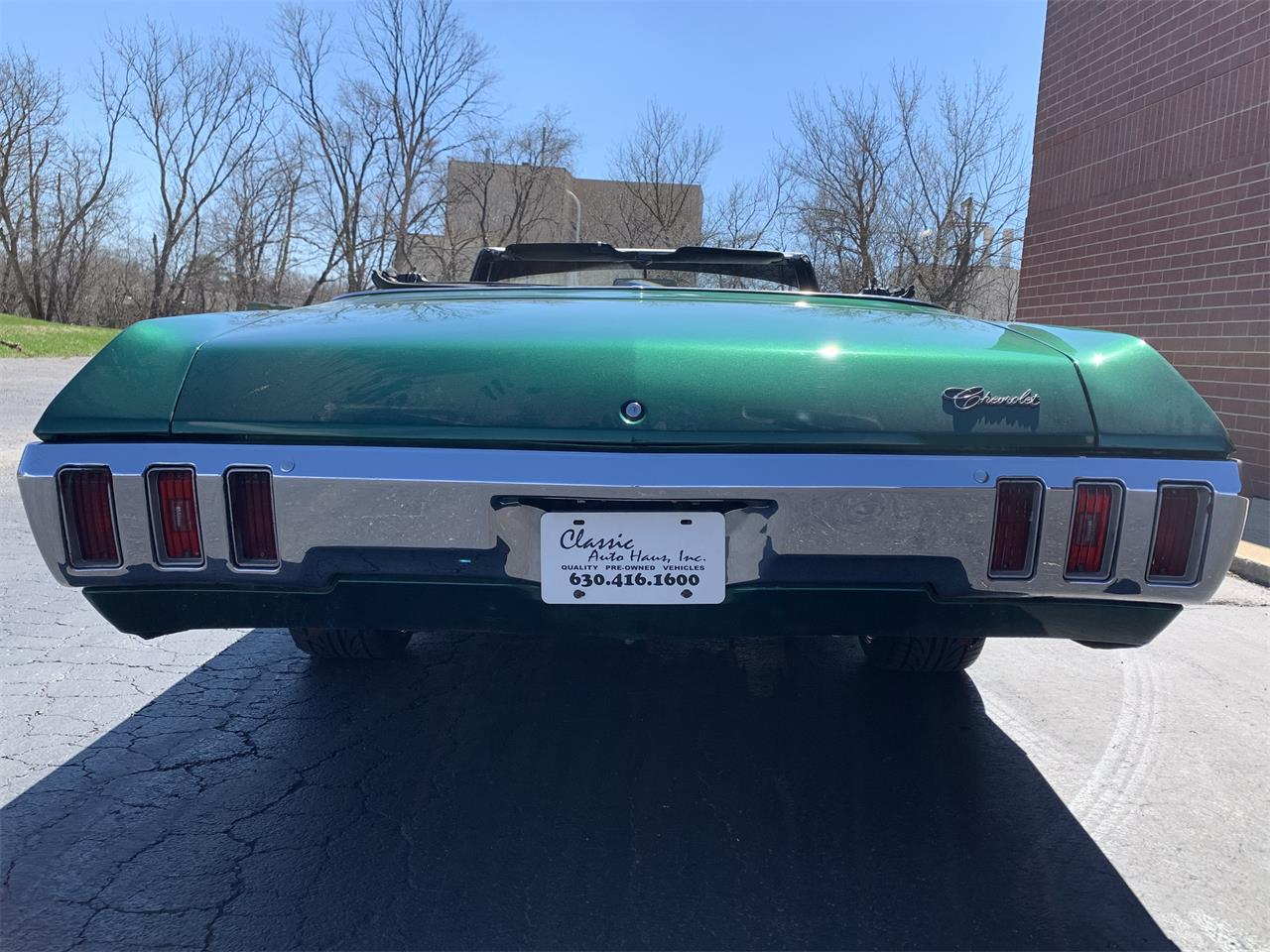 Large Picture of '70 Chevrolet Impala located in Geneva  Illinois - $24,995.00 Offered by Classic Auto Haus - PUOX