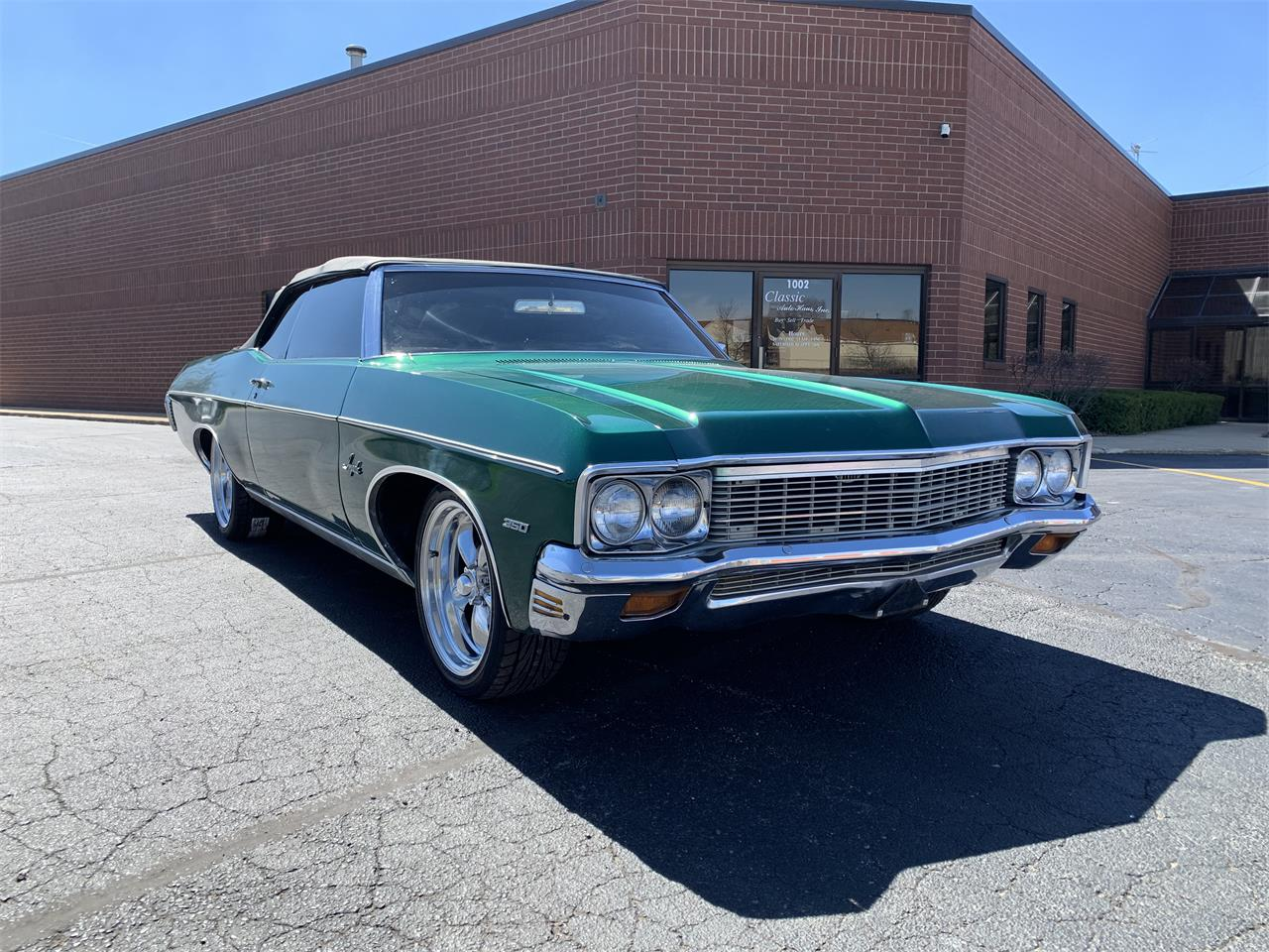 Large Picture of Classic 1970 Impala located in Geneva  Illinois - $24,995.00 - PUOX