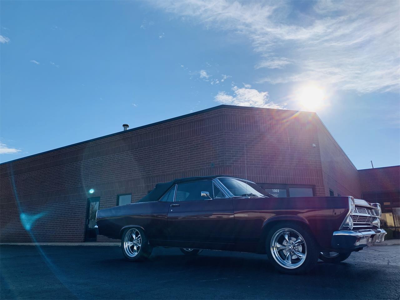 Large Picture of '67 Fairlane - PUOY