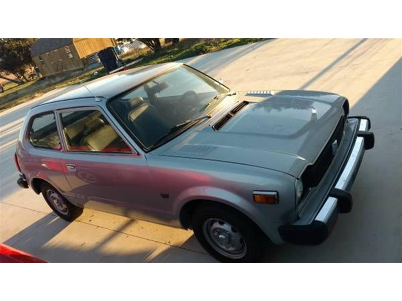 Large Picture of '79 Civic - PPZ2