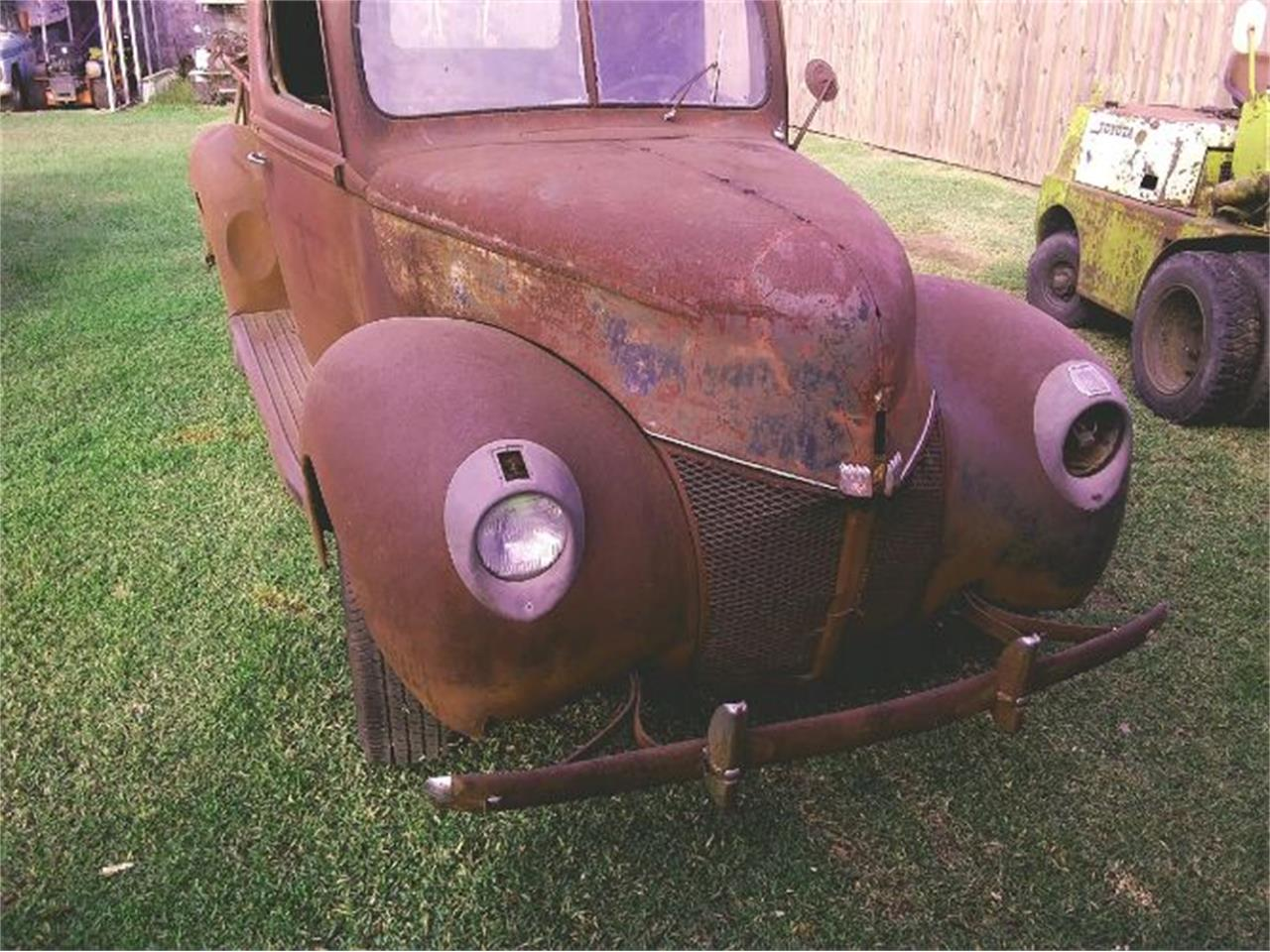 Large Picture of '40 Pickup - PQEL