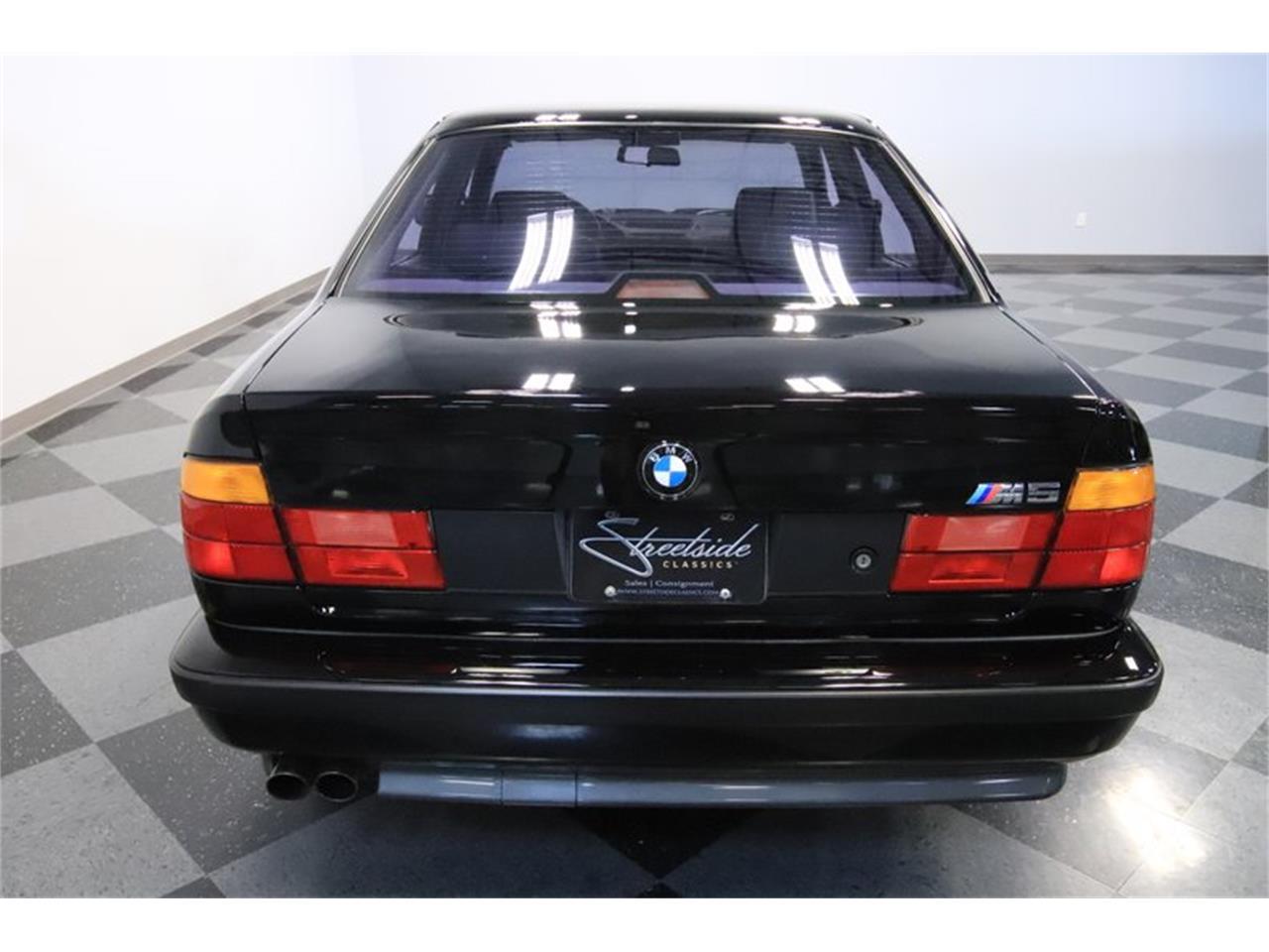 Large Picture of '91 M5 - PUPZ