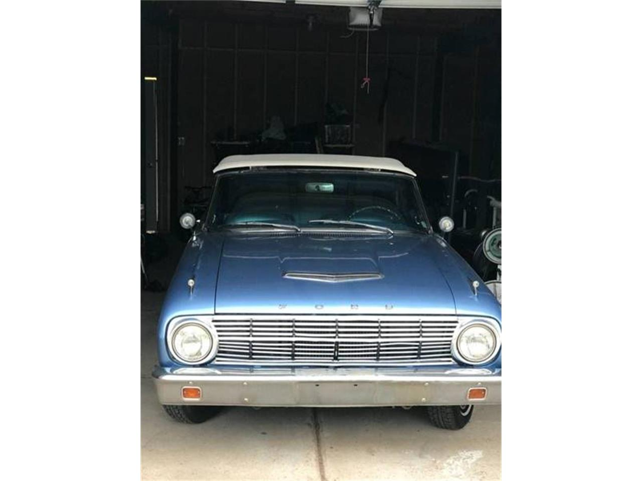 Large Picture of '63 Falcon - PUQB