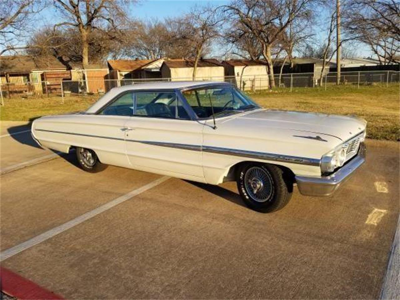 Large Picture of 1964 Galaxie - PUQN